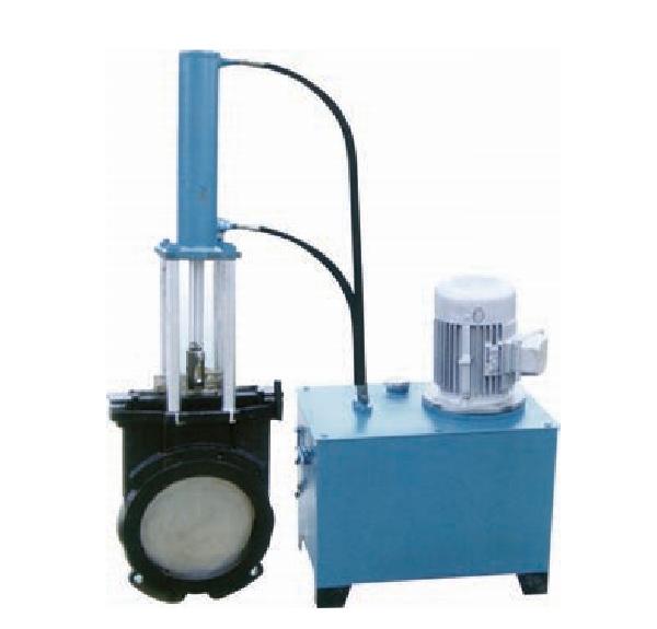 电液动分体式浆液阀