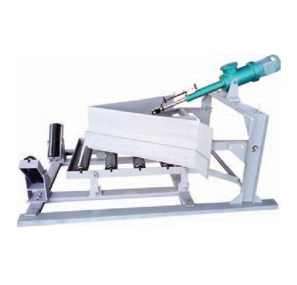電液動雙側犁式卸料器